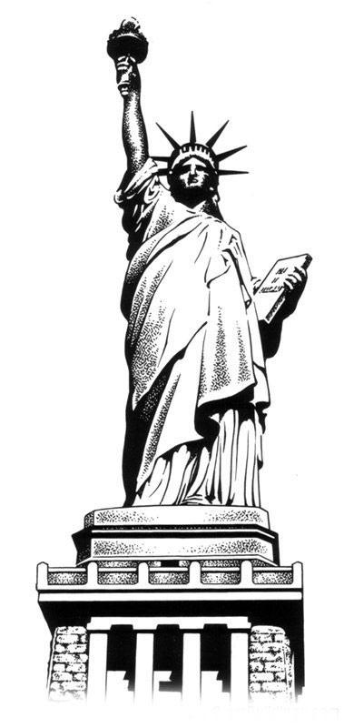 эскиз статуи 015