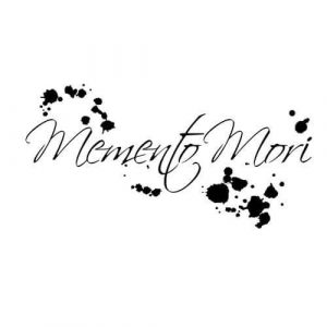эскиз тату memento mori 021