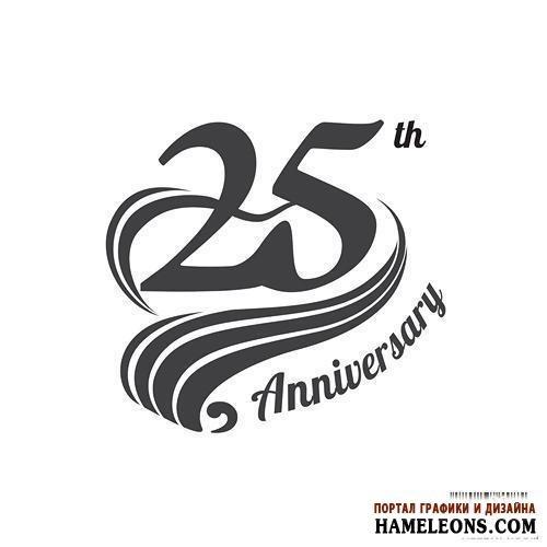 юбилейные логотипы 018