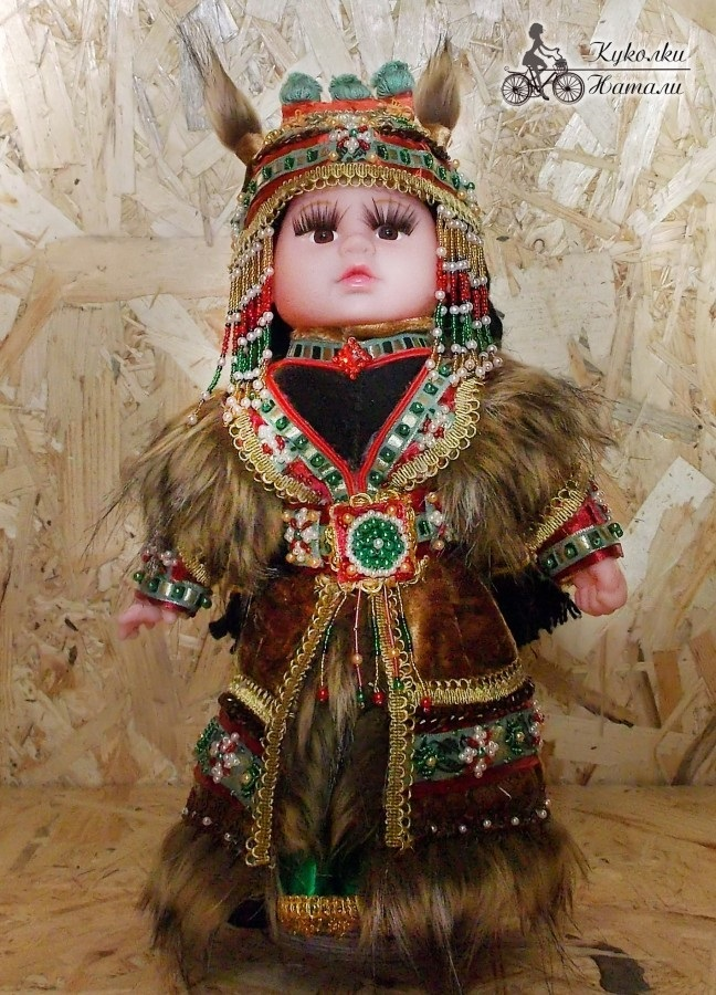 якутские куклы своими руками 002
