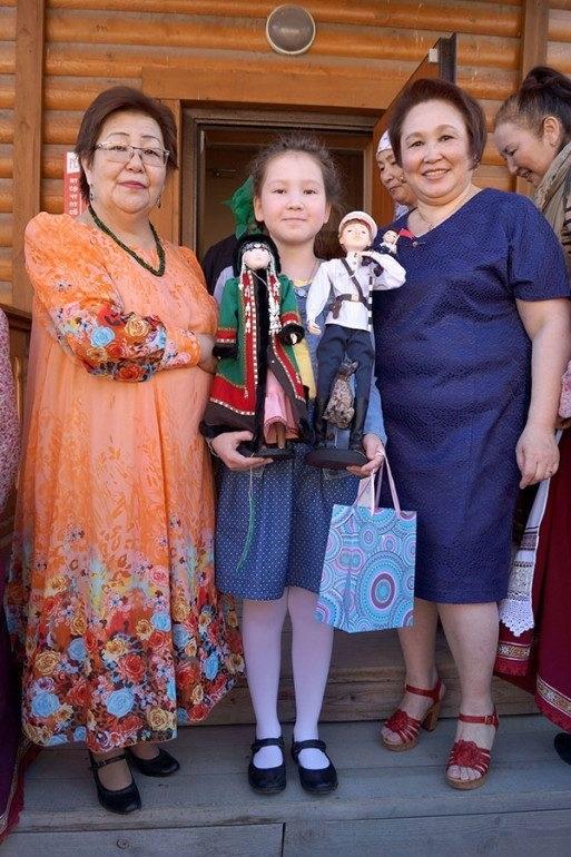 якутские куклы своими руками 005