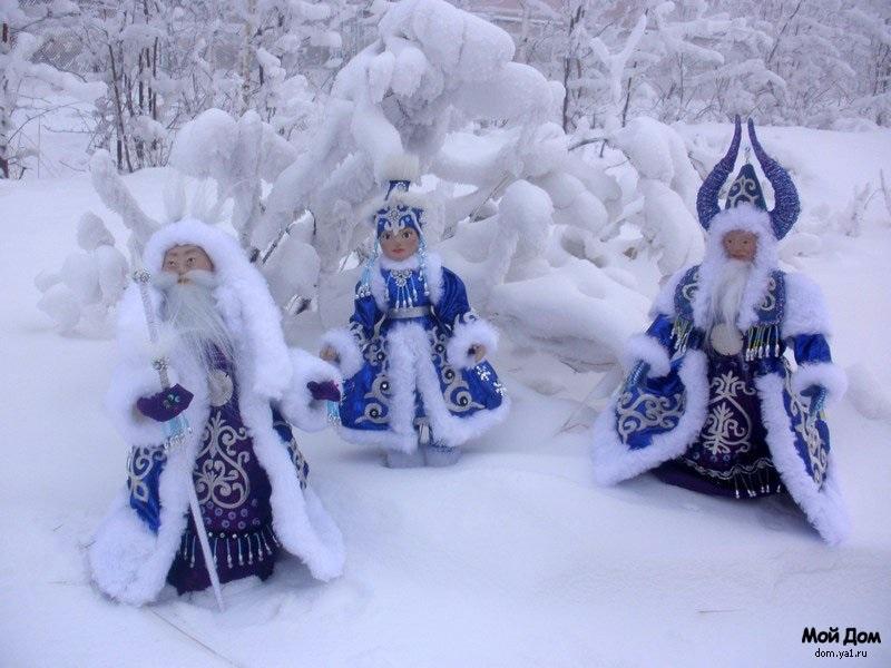 якутские куклы своими руками 009