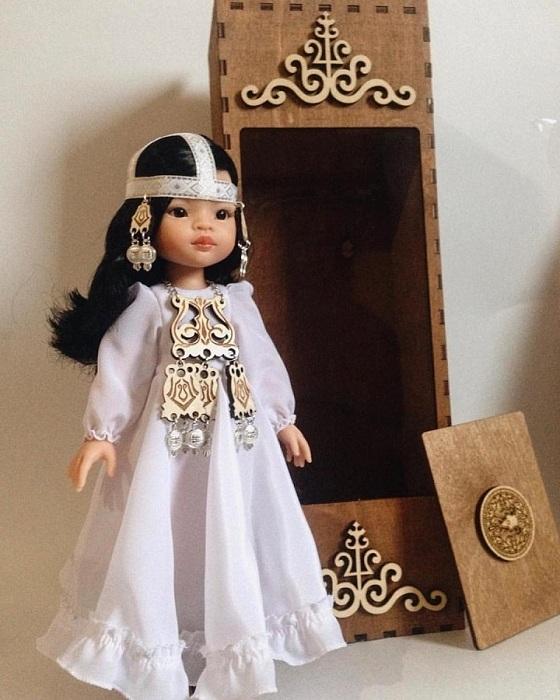 якутские куклы своими руками 010