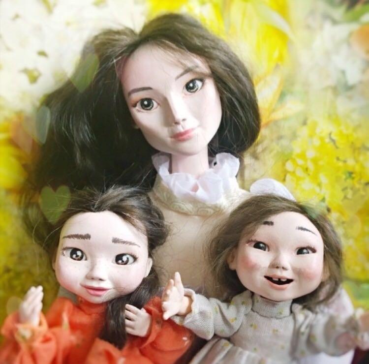 якутские куклы своими руками 011