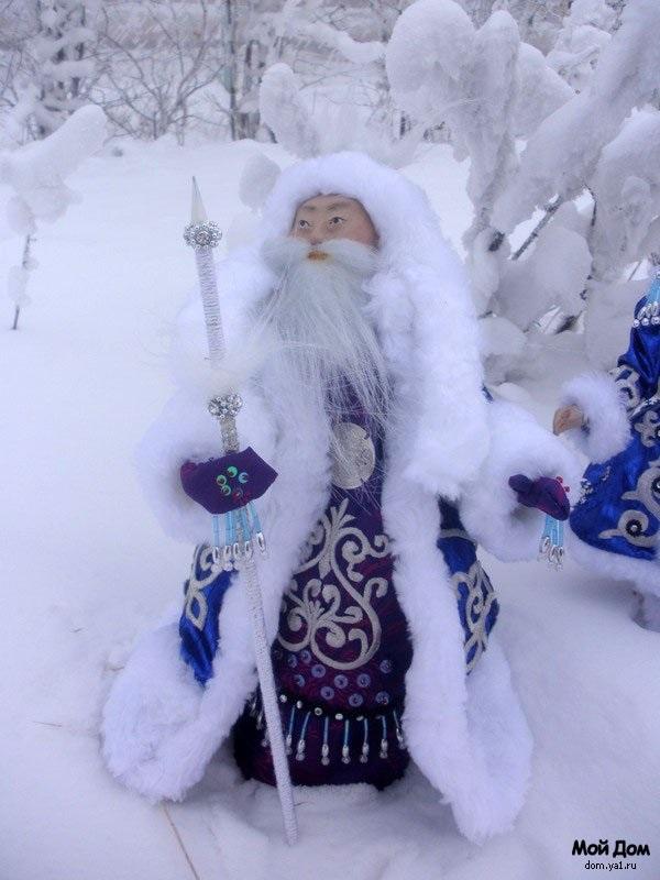 якутские куклы своими руками 012