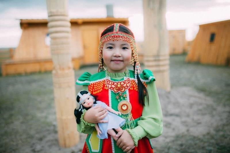 якутские куклы своими руками 018