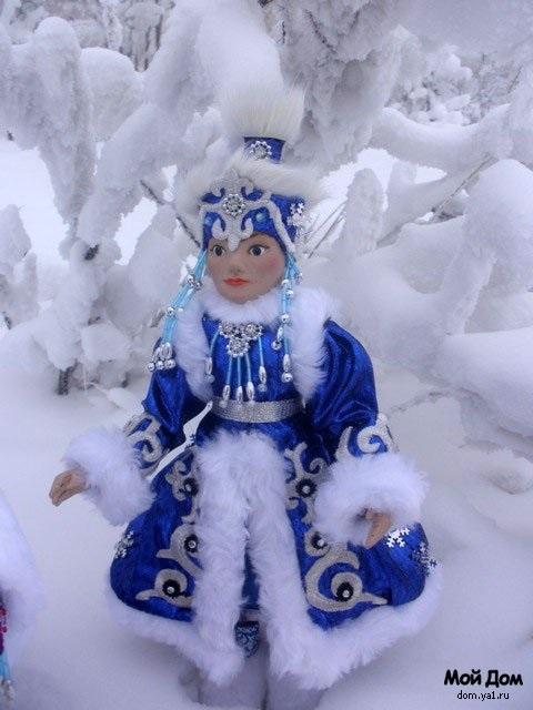 якутские куклы своими руками 020