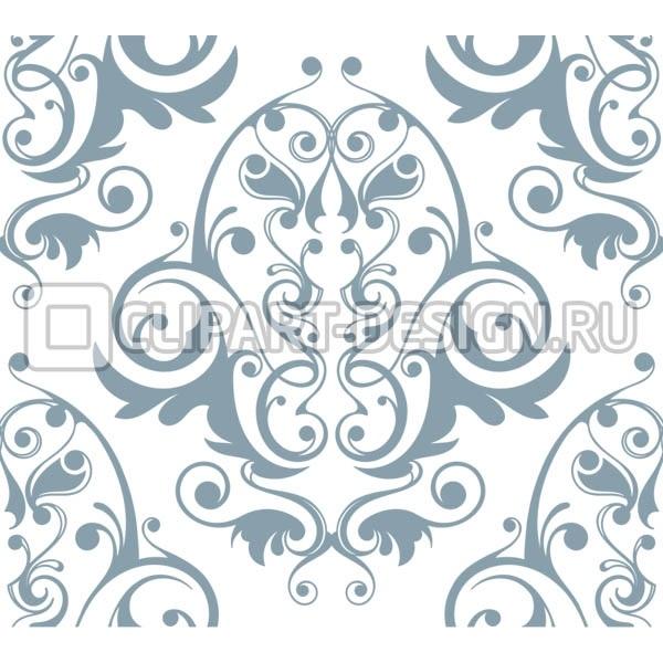 якутский орнамент в векторе 009