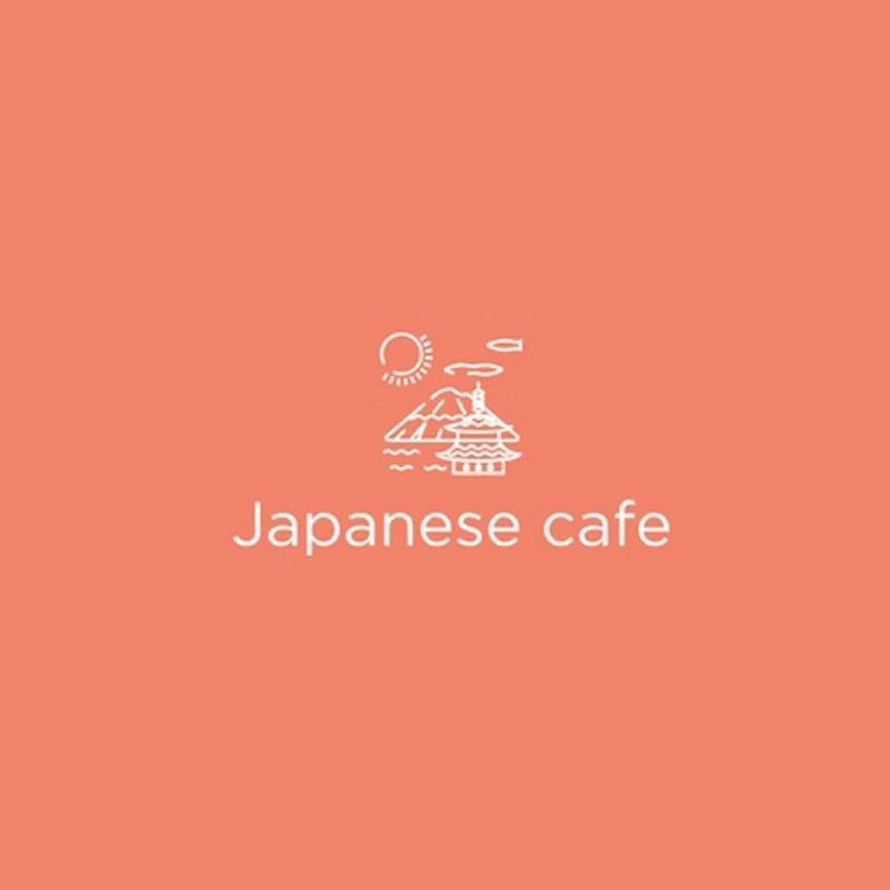 японский логотип 016