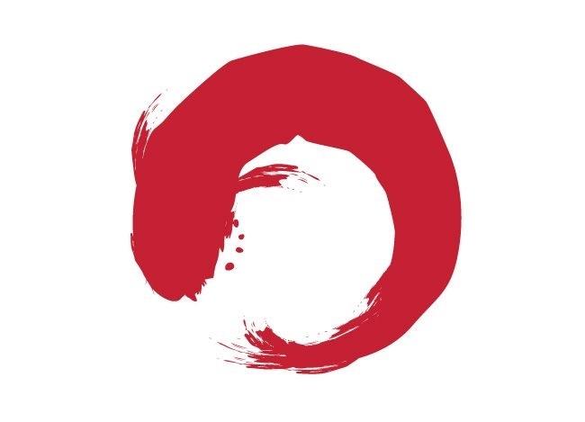 японский логотип 017