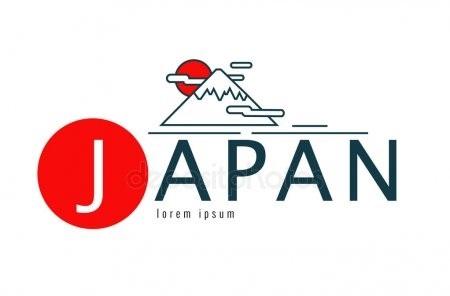 японский логотип 021