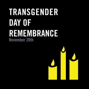 Transgender Day of Remembrance 017