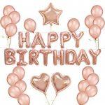 Birthday happy balloons — подборка