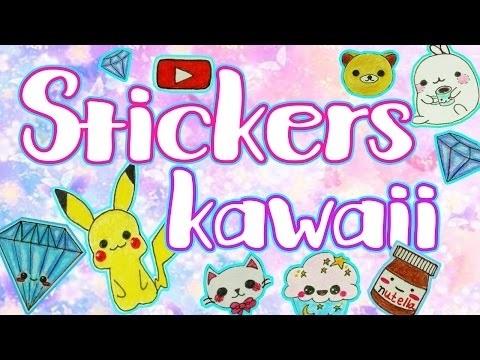kawaii стикеры 021