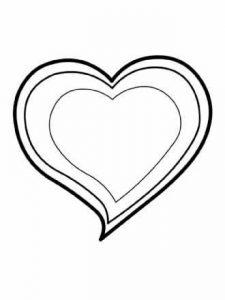 love is черно белые картинки для печати 022