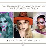 Make up на хэллоуин для девушек — в отличном качестве