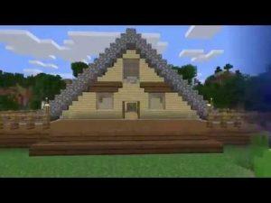 minecraft архитектура 020
