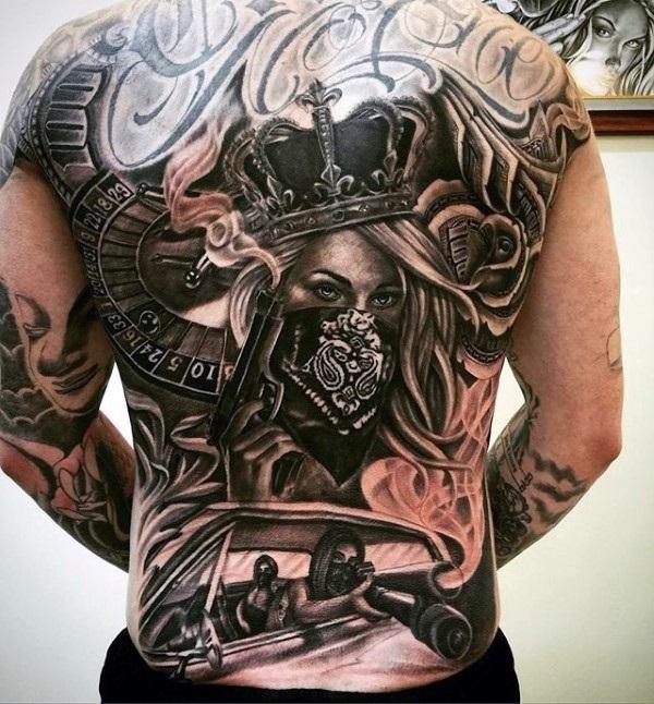 tattoo gangster 003
