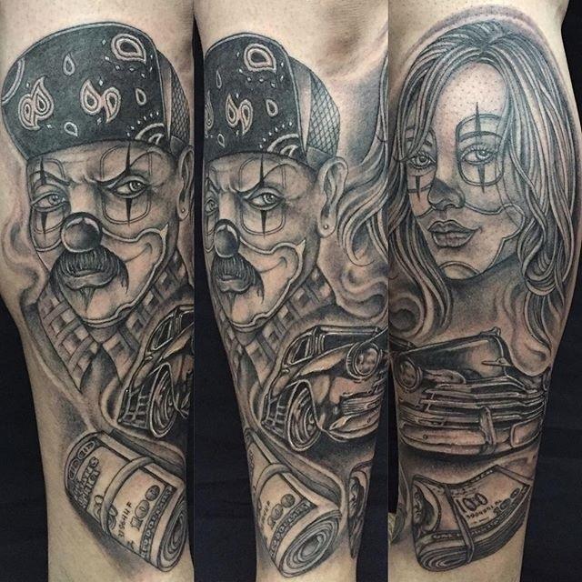 tattoo gangster 004