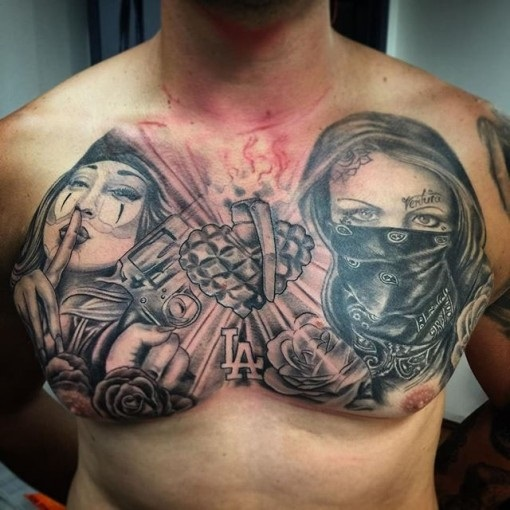 tattoo gangster 018