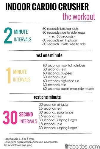 workout for women cardio 006