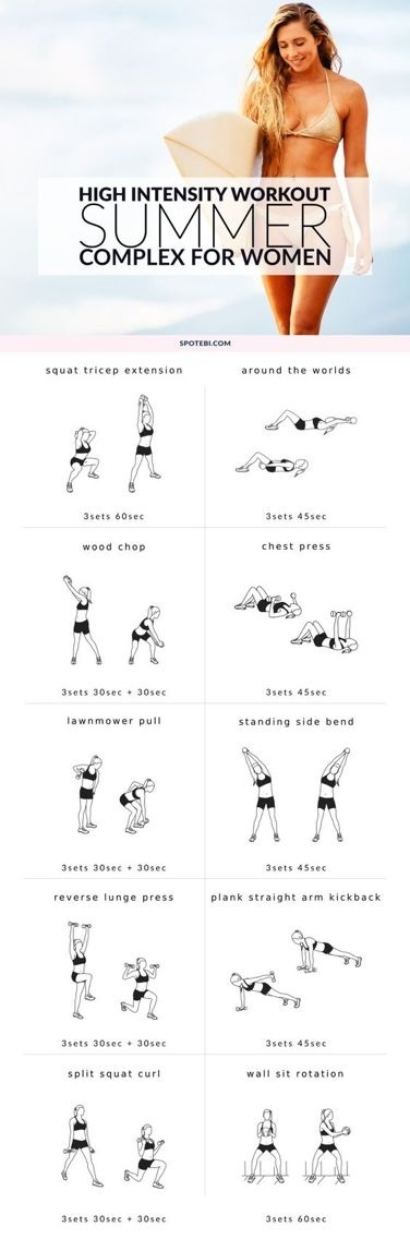 workout for women cardio 010