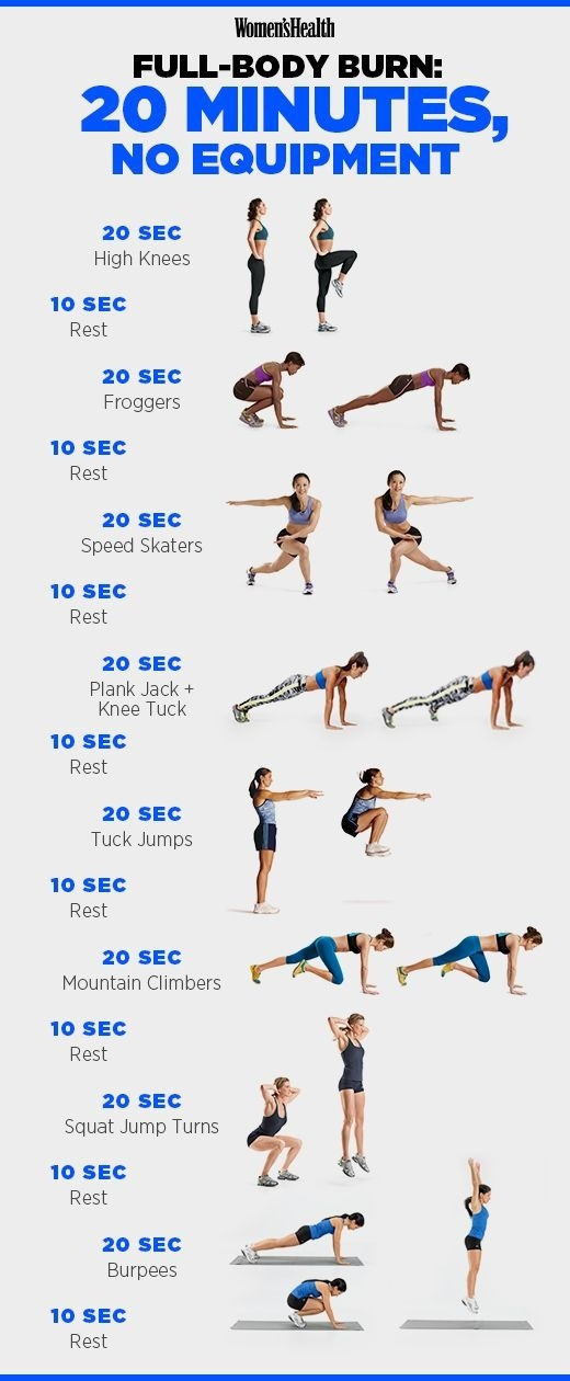 workout for women cardio 013