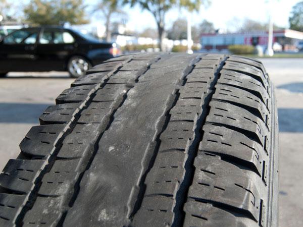 Быстро изнашивается резина автомобиля Читайте советы, как этого избежать! (2)