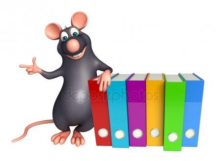 Красивые рисунки крысы для срисовки (2)