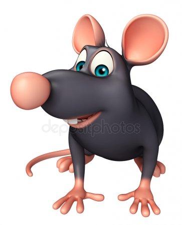Красивые рисунки крысы для срисовки (21)