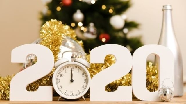 Милые картинки С Новым годом 2020 (16)