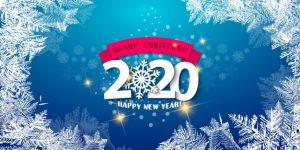 Милые поздравительные картинки на Рождество 2020 (1)