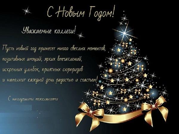 Поздравляю с новым годом   открытки прикольные (14)