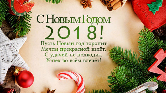 Поздравляю с новым годом   открытки прикольные (18)