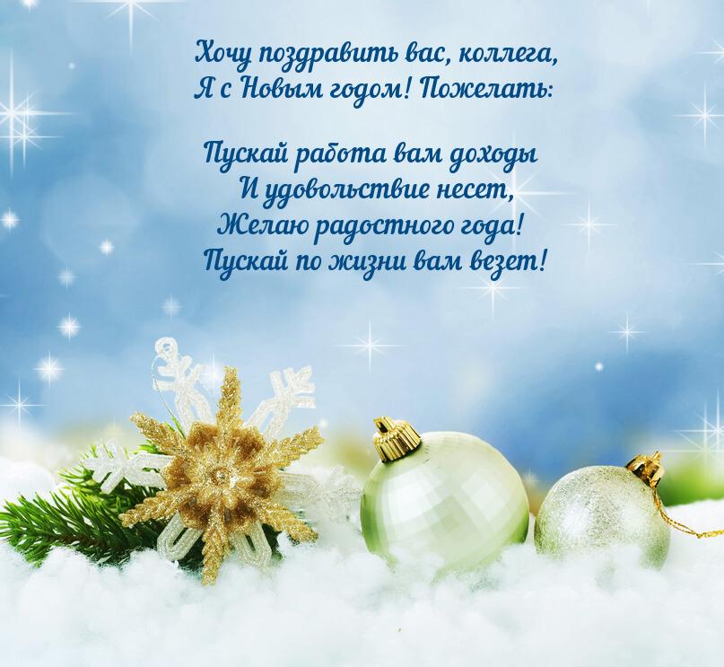 Поздравляю с новым годом   открытки прикольные (3)