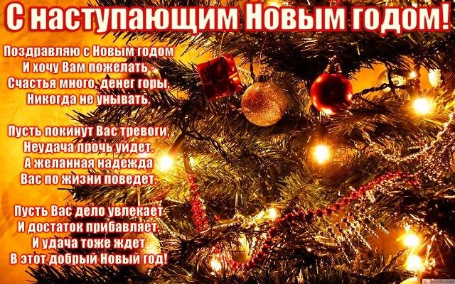 Поздравляю с новым годом   открытки прикольные (5)