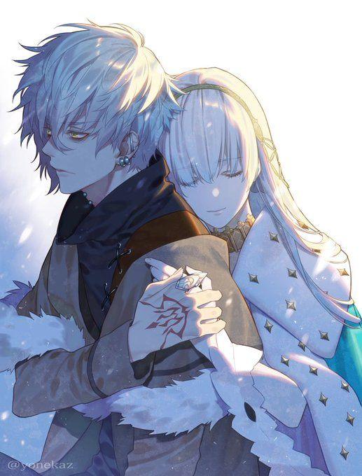 Арт демона аниме (1)