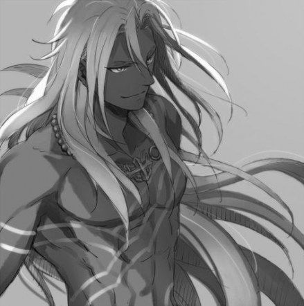 Арт демона аниме (18)