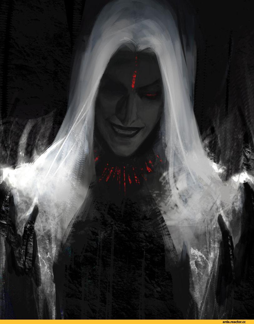 Арт демона аниме (3)