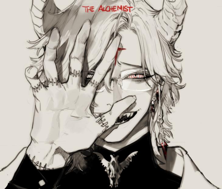 Арт демона аниме (4)
