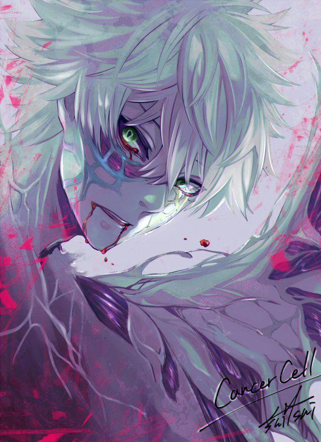 Арт демона аниме (9)