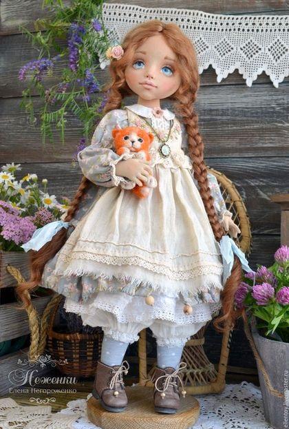 Куклы ручной работы фото 001