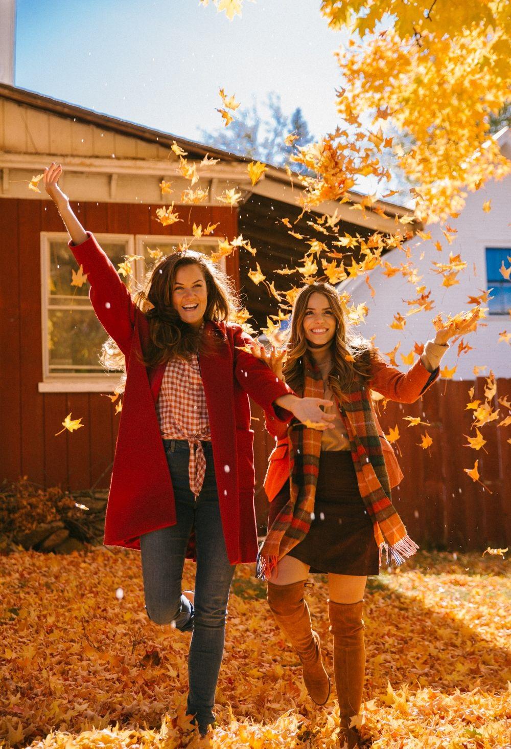 Осенние фотосессии с подругой (12)
