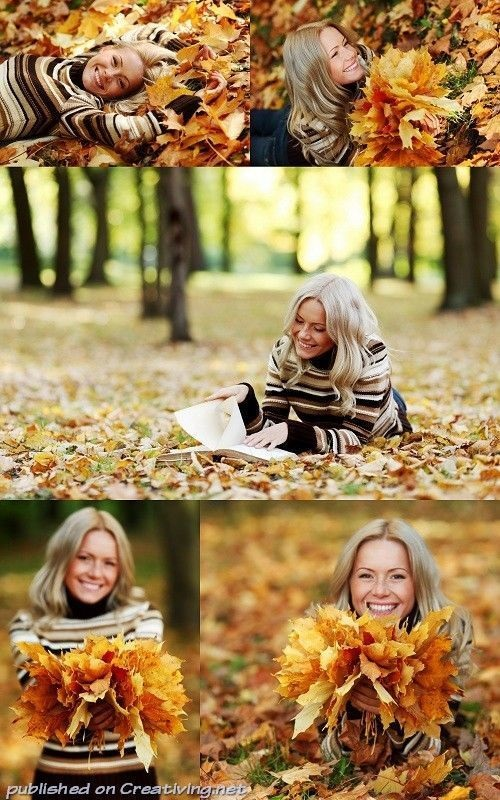 Осенние фотосессии с подругой (17)