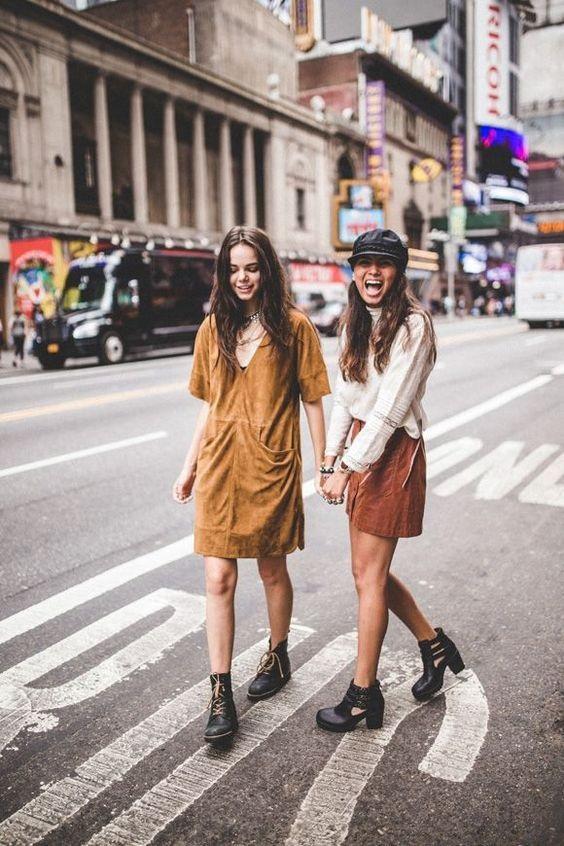 Осенние фотосессии с подругой (5)