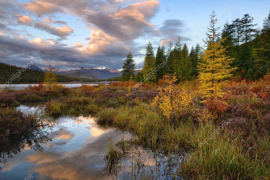Фото рисунки осенний пейзаж (14)