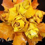 Арты осенних листьев — коллекция