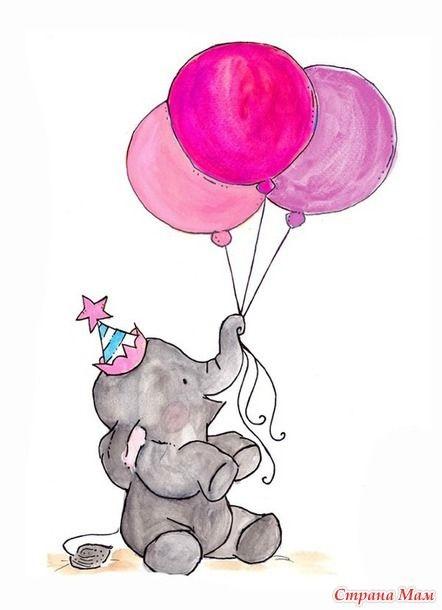Детские рисунки иллюстрации 011