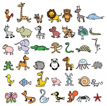 Детские рисунки иллюстрации 025