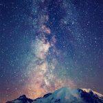 Звездное небо обои для айфона — коллекция